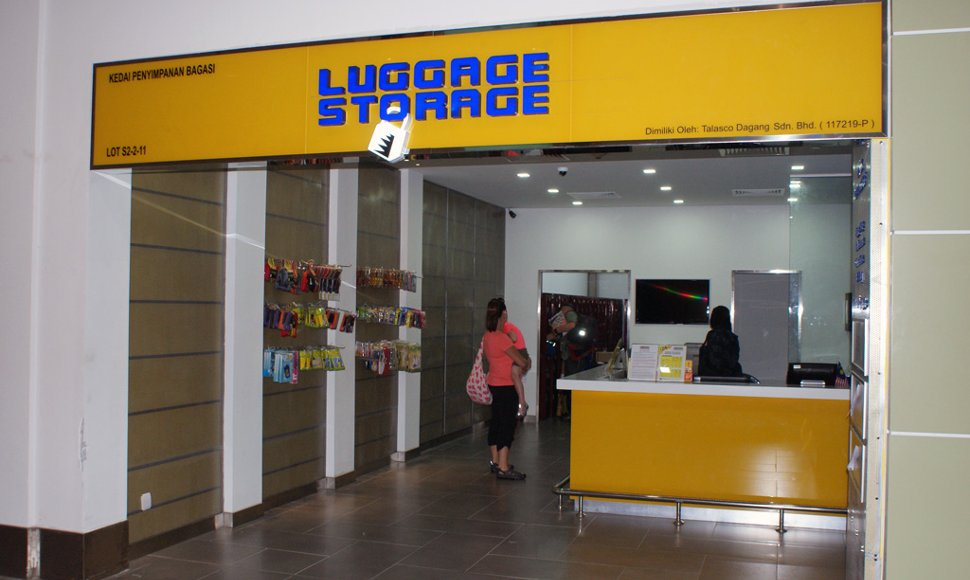 Importance of luggage storage services
